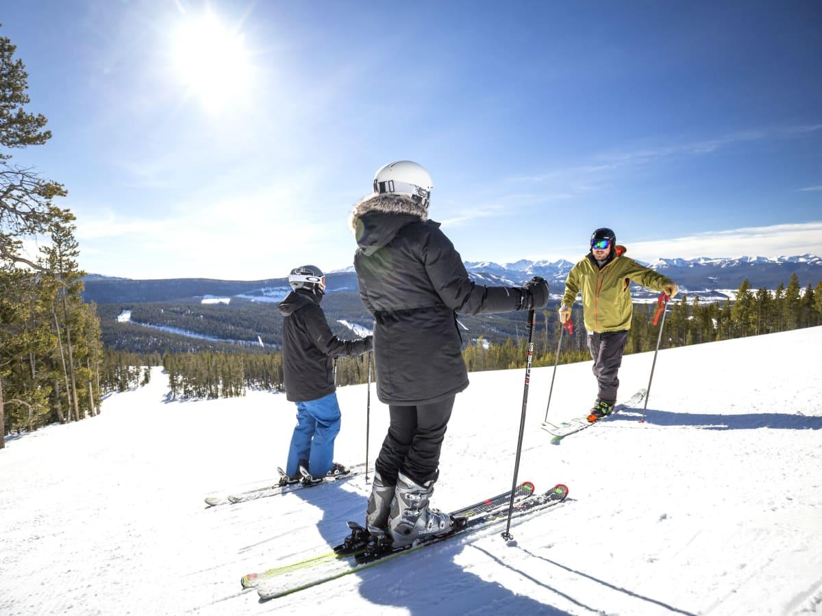 Hoffman - travel - skiing - Montana Ranch at Rock Creek