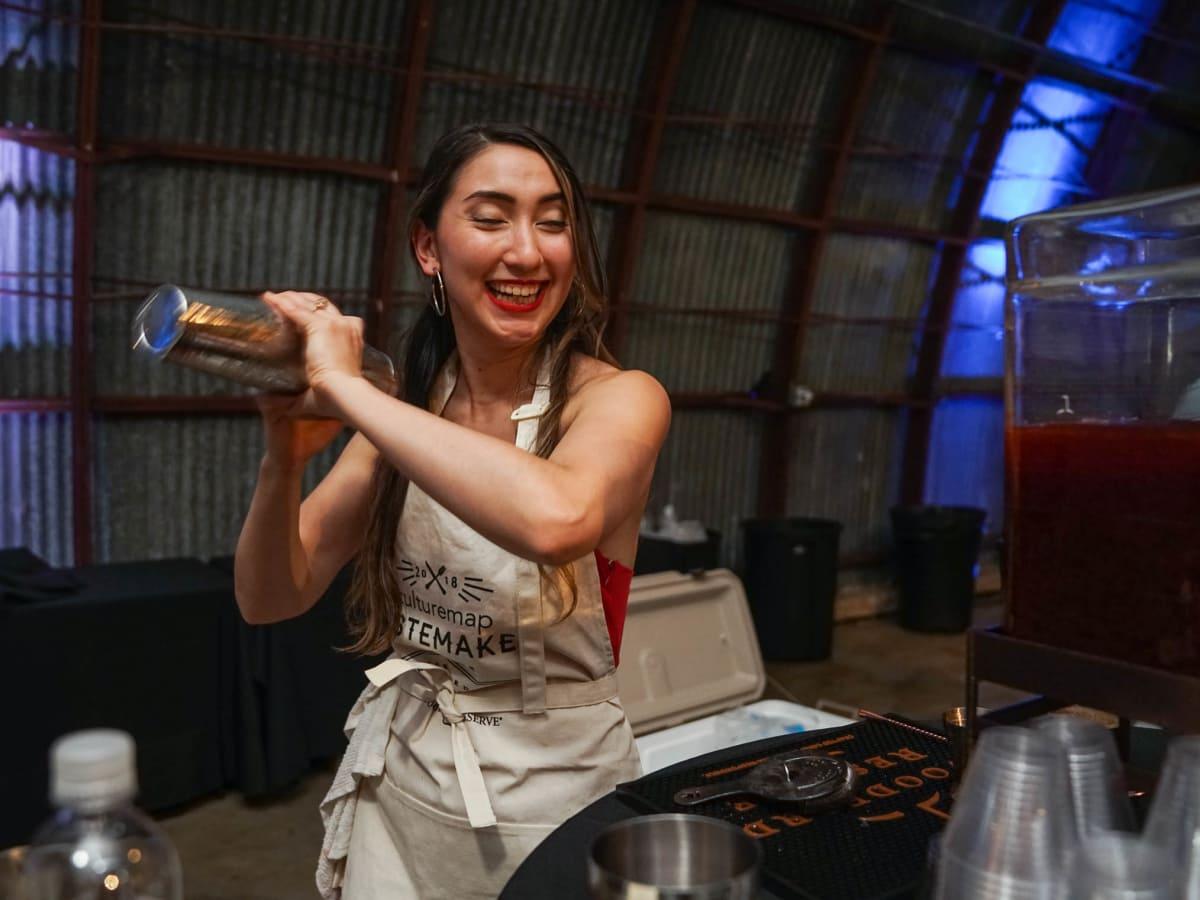CultureMap Austin 2018 Tastemaker Awards at Fair Market Caer Ferguson The Roosevelt Room