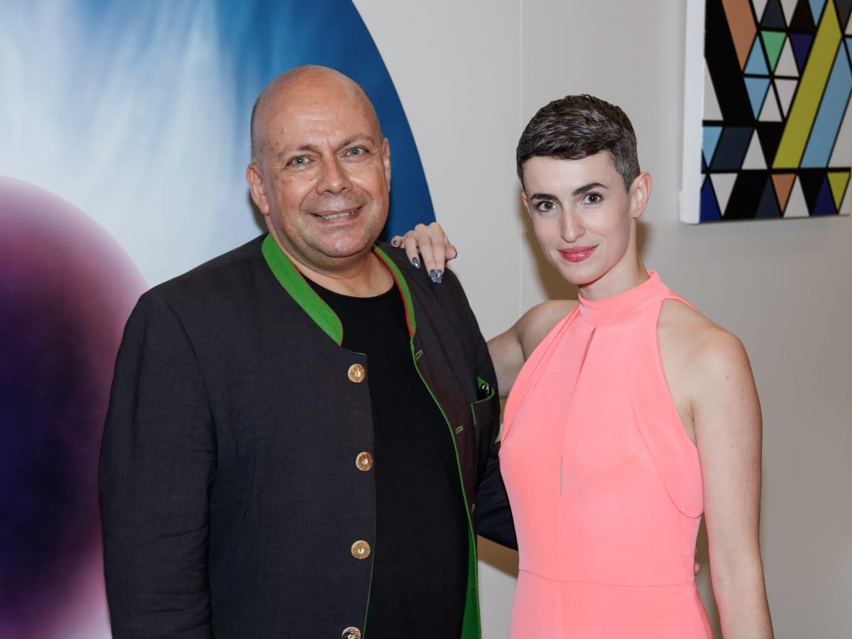 Peter Doroshenko, Justine Ludwig