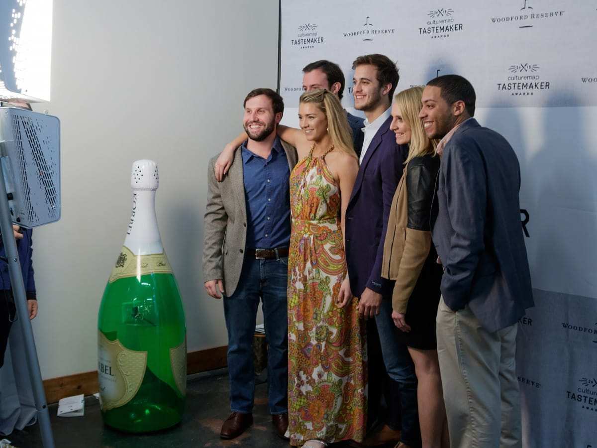 Dallas Tastemaker Awards 2018, SmileBooth