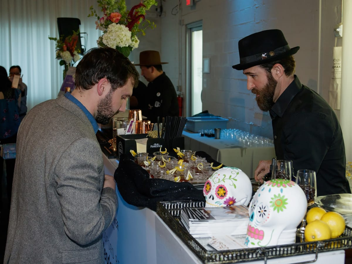 Dallas Tastemaker Awards 2018, Bartenders Showcase