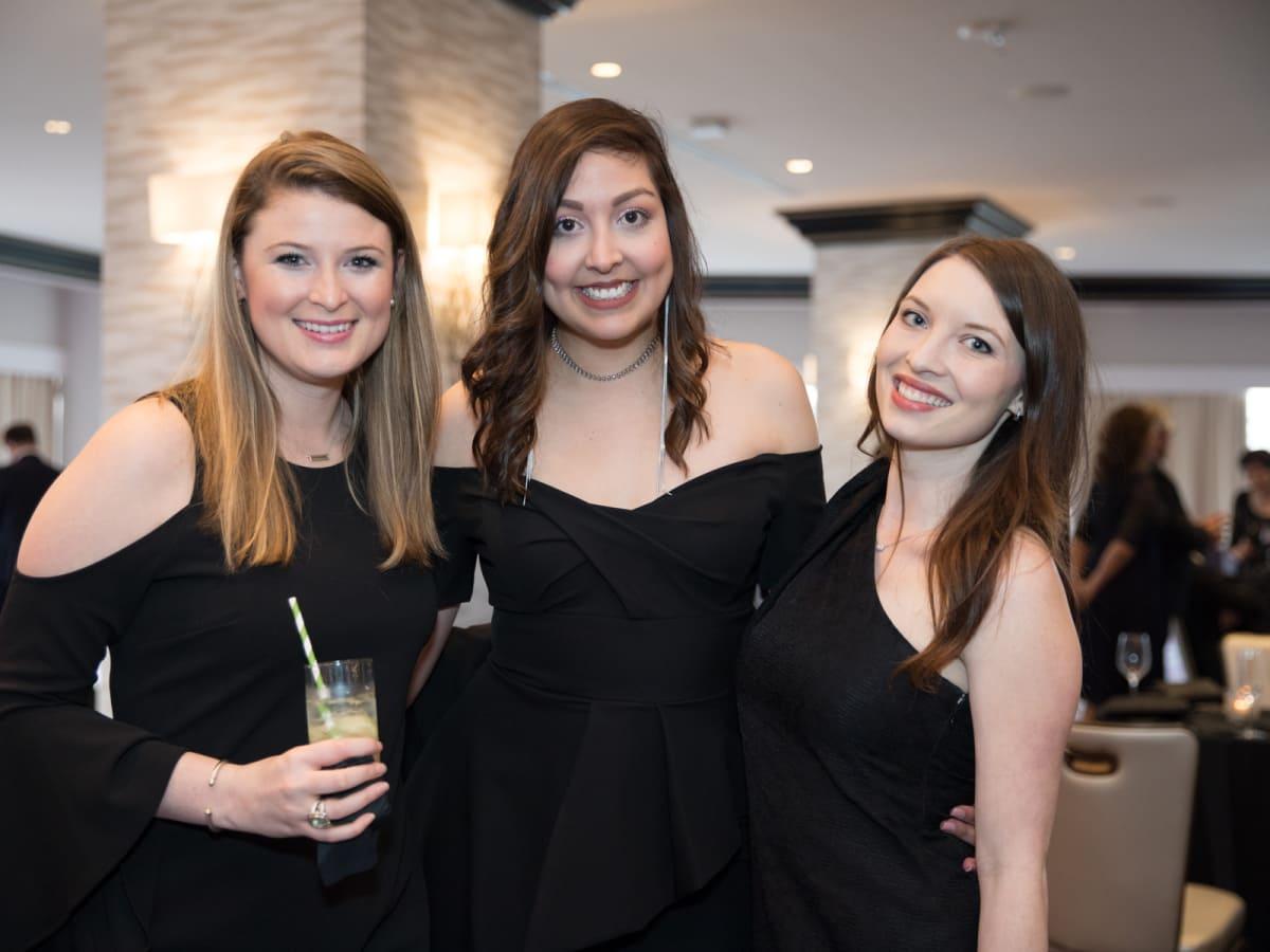 Jordan Leavitt, Hannah Wesley, Sarah Newton