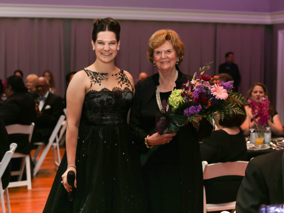 Fort Worth Opera Gala 2018, Megan Bowdon Wilkinson, Suzy Williams