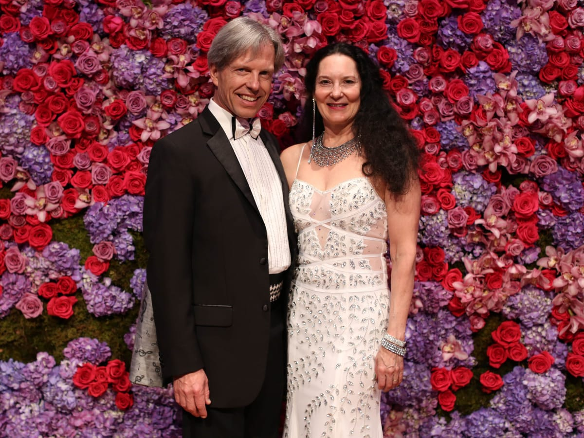 Fort Worth Opera Gala 2018, Joe Illick, Gina Browning