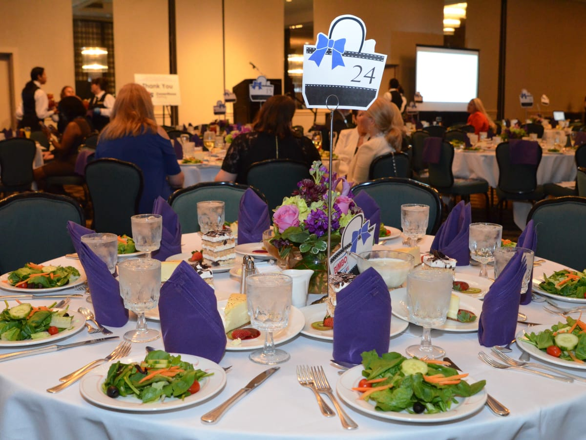 It's in the Bag luncheon 2018