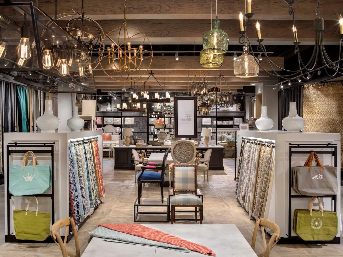 Ballard Designs store, Clearfork, Fort Worth