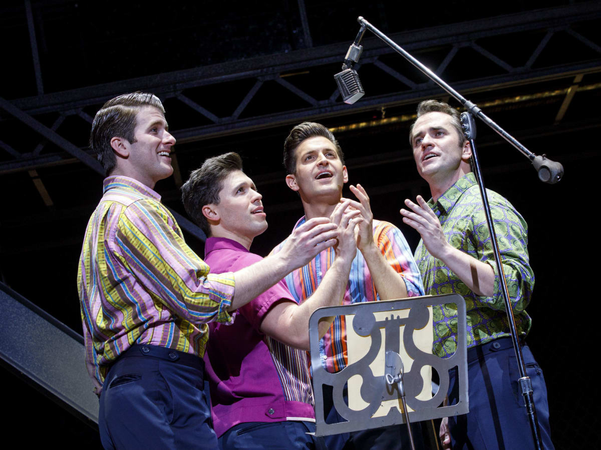 AT&T Performing Arts Center Broadway Series presents <i>Jersey Boys</i>