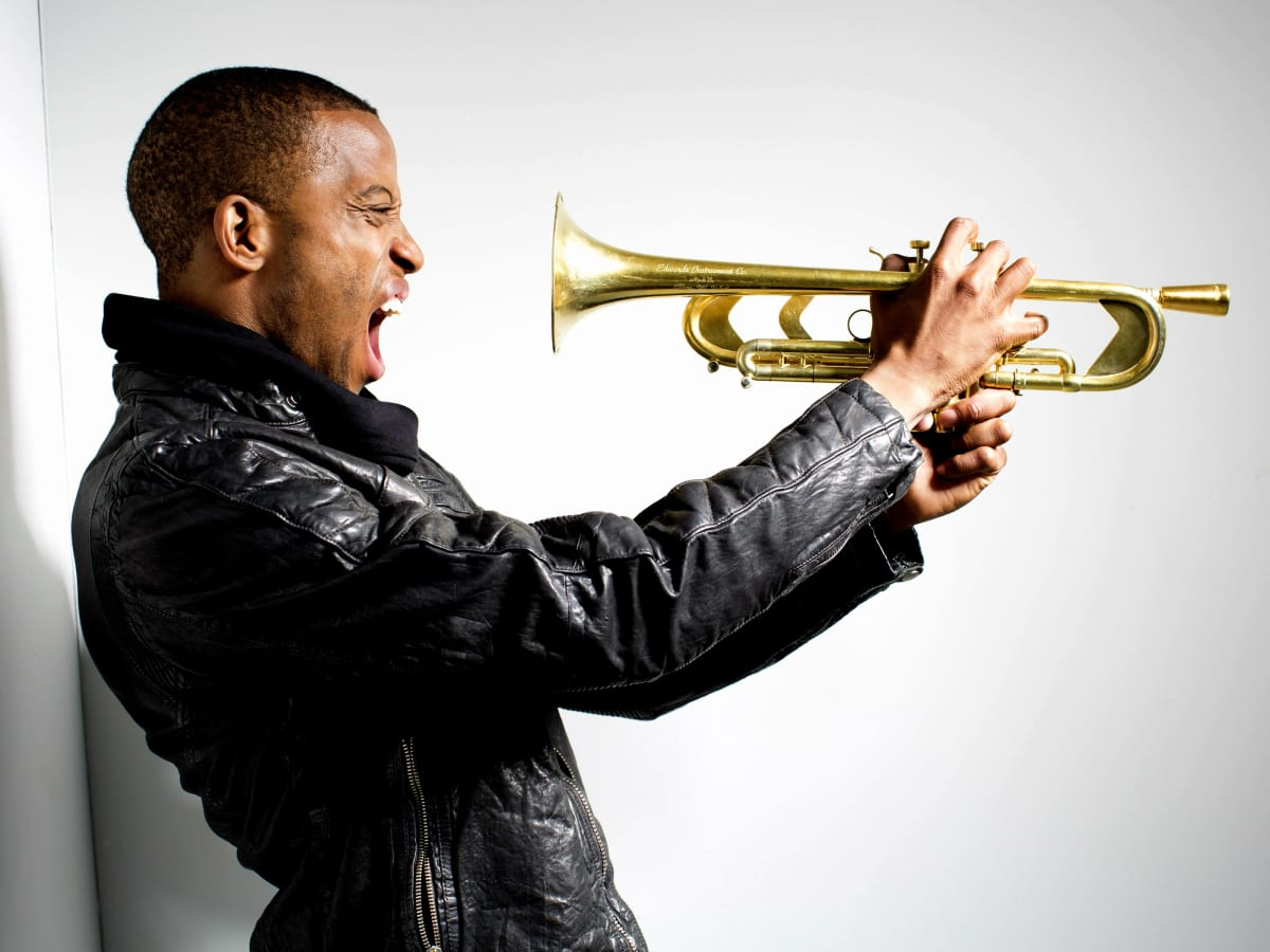 Weekend events trombone shorty