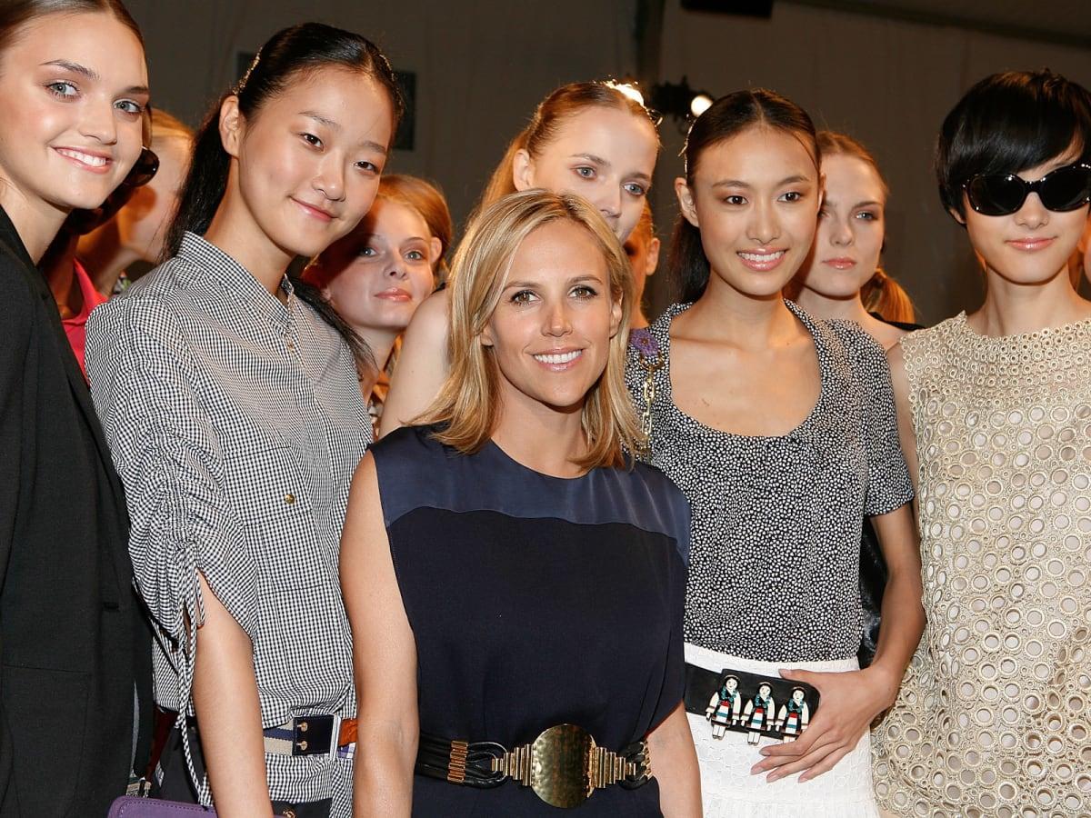News-Fashion-Tory Burch-Fashion Week Spring 2010