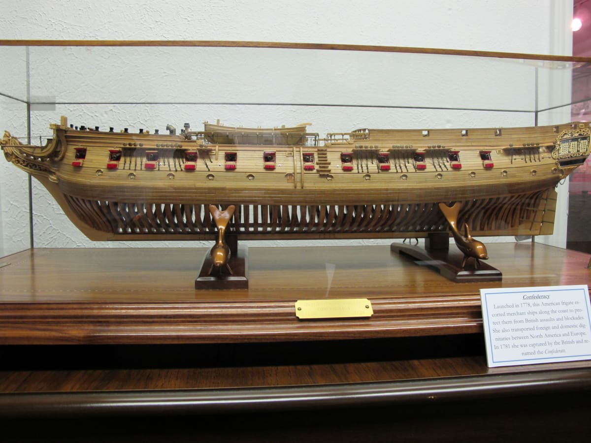 Model of the Confederacy