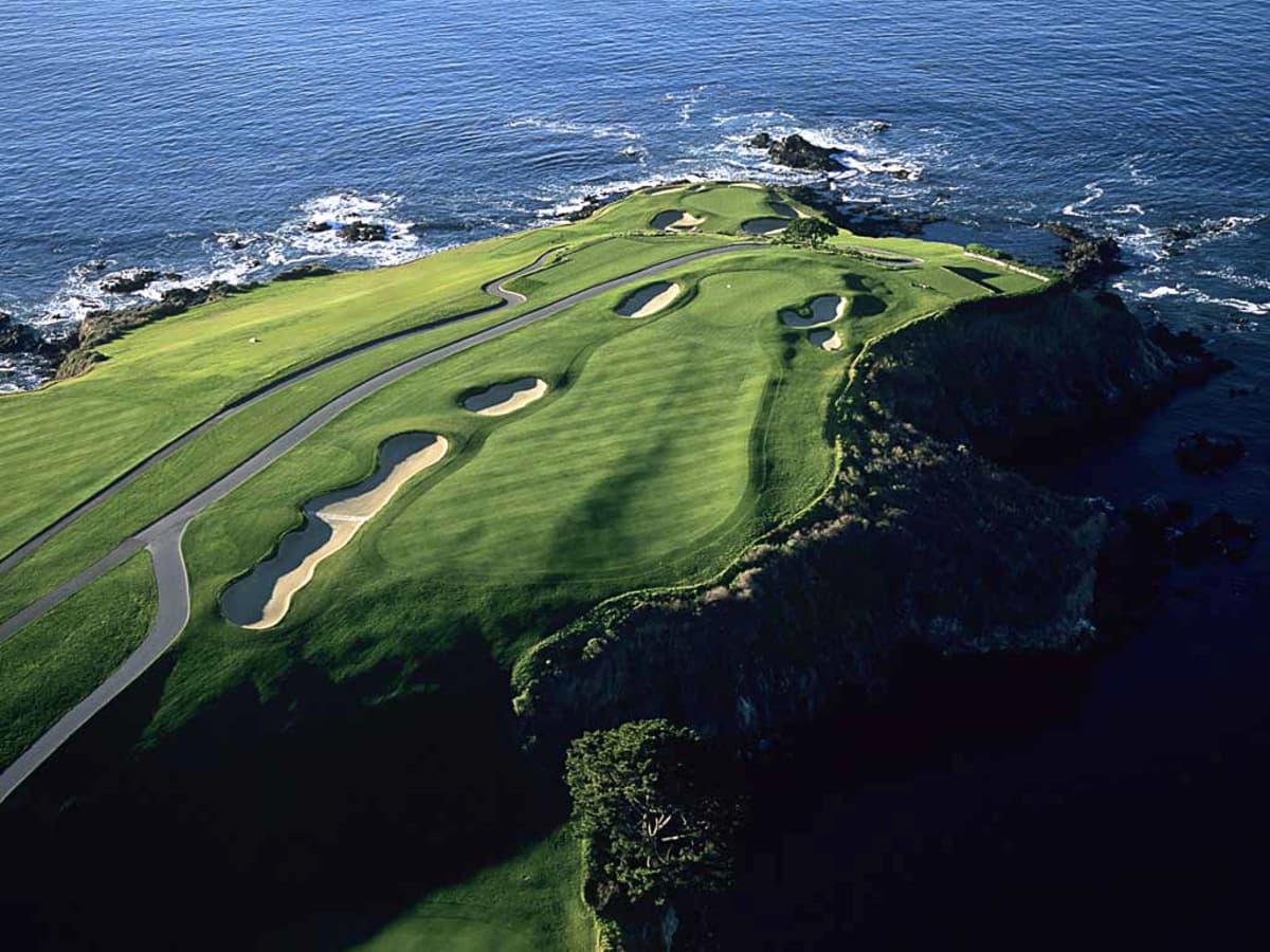 News_Pebble Beach Golf Links_Hole 6_PGA_golf_U.S. Open