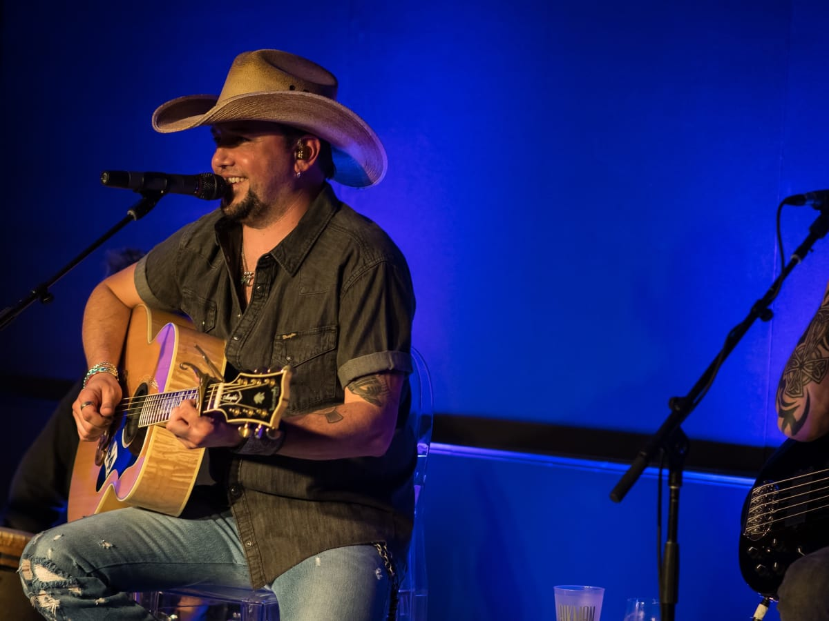 Jason Aldean, United Way fundraiser