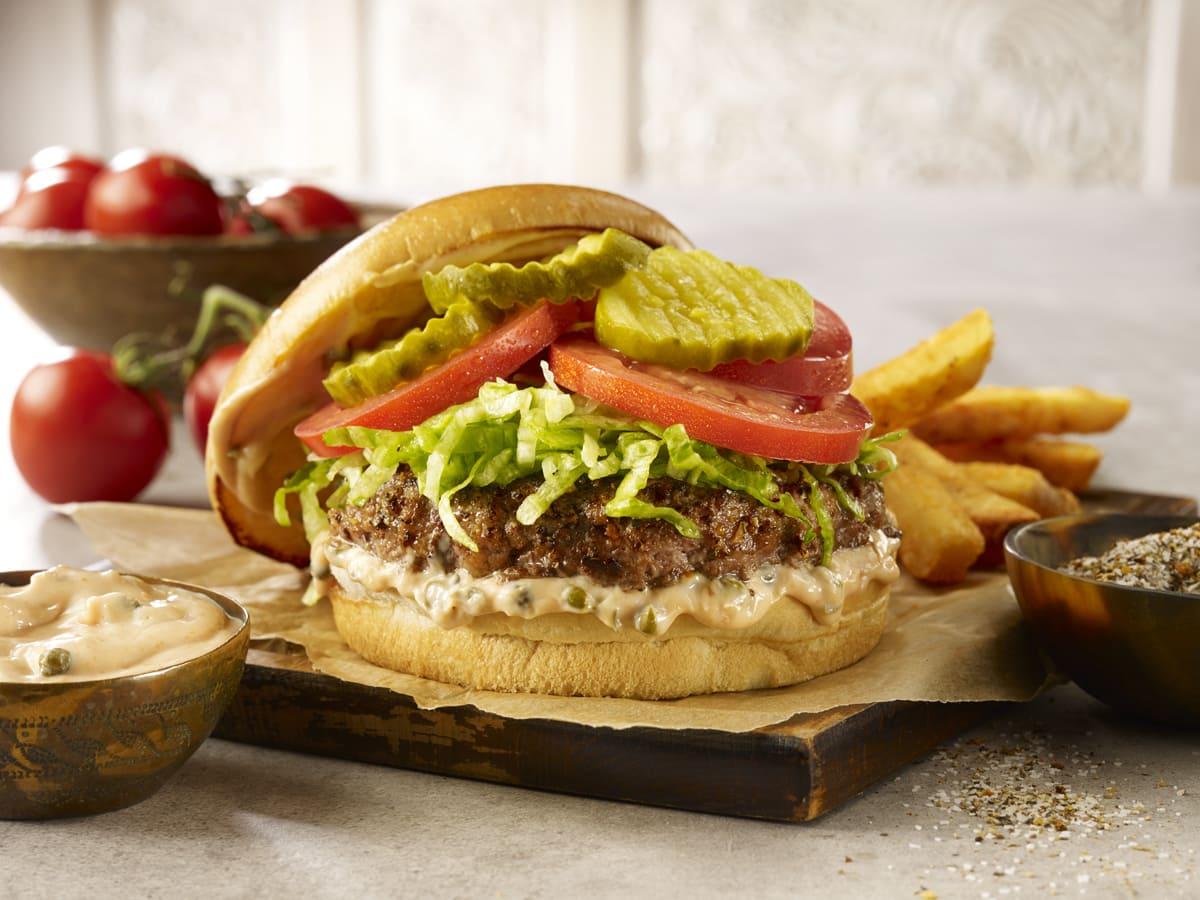 Tavern Burger New burger showdown tops this