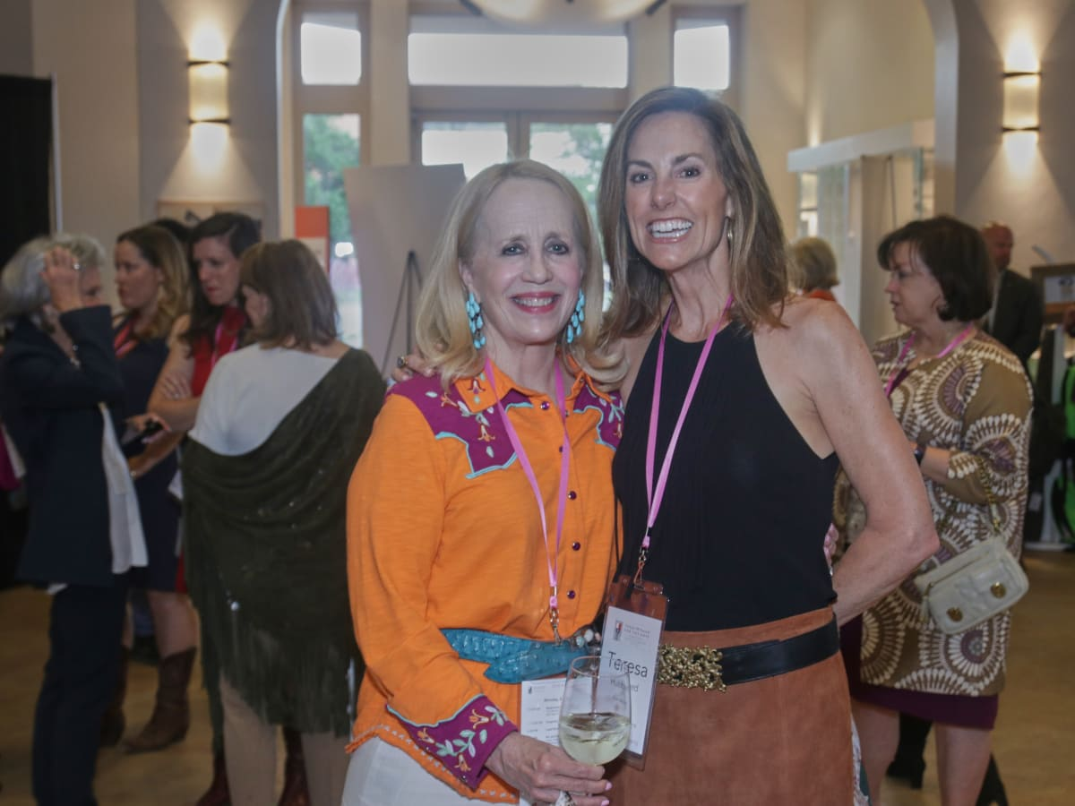 Texas Women for the Arts, Fort Worth, Charlotte Tripplehorn, Teresa Hubbard