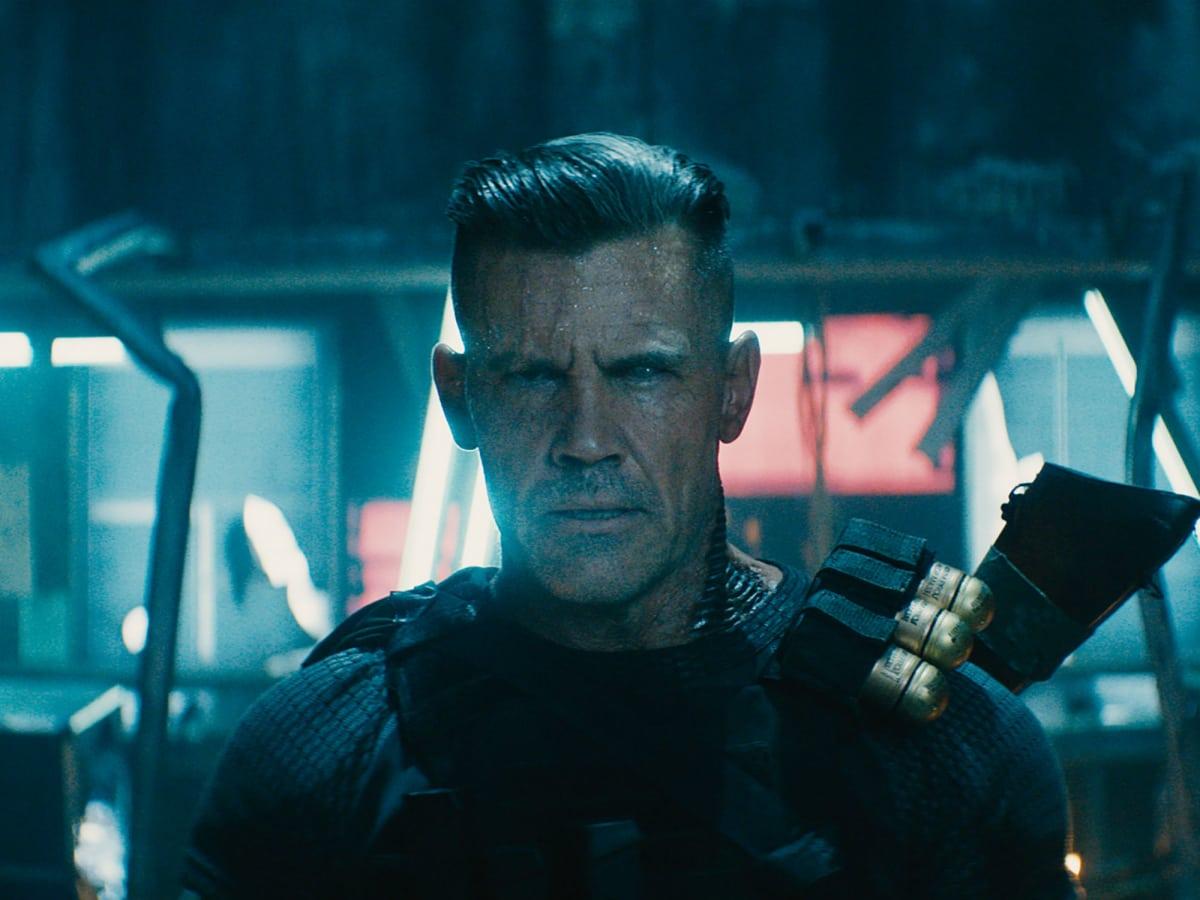 Josh Brolin in Deadpool 2