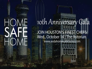 Home Safe Home Gala