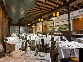 Houston, B&B Butchers and Restaurant, July 2015, interior photo