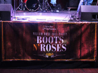 The Yellow Rose Gala Foundation presents Boots N' Roses