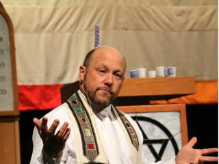 Rabbi Scott Hausman-Weiss