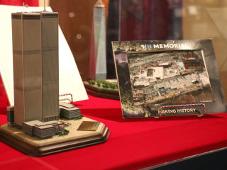 National Museum of Funeral History presents 9/11 15th Anniversary Memorial Opening