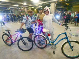 BikeHouston presents 44th Annual BikeHouston Moonlight Ramble