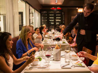 Le Bistro presents 7-course Pairing Dinner