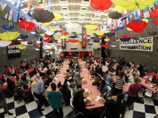 The High School for the Performing and Visual Arts presents 45th Annual Spaghetti Supper