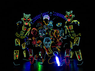 Miller Outdoor Theatre presents iLuminate