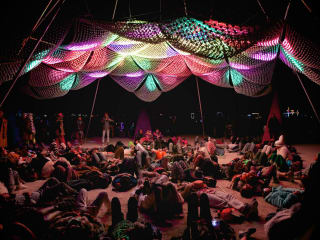 Discovery Green presents Firmament and Enchanted Promenade