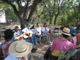 Austin Friends of Traditional Music presents Austin String Band Festival