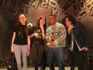 ACTing Up Studios presents Disturbing The Peace Youth Slam and Showcase