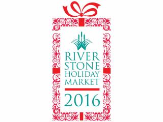 The Johnson Development Corporation presents Riverstone Holiday Market 2016