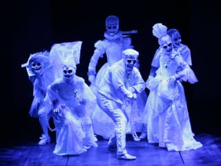 Alley Theatre presents <i>A Christmas Carol - A Ghost Story of Christmas</i> by Charles Dickens