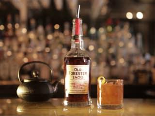 Houston bartender Akiko Hagio makes the Pacific Love Old Fashioned