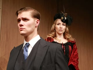 The Core Theatre presents Trial of Ebenezer Scrooge