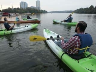 Congress Avenue Kayaks presents Cupid's Cruise