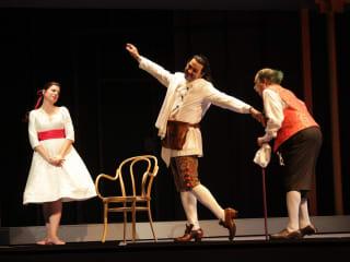 Houston Grand Opera presents <i>The Barber of Seville</i>