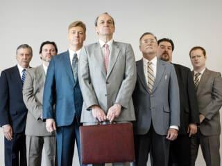 Dirt Dogs Theatre Company presents Glengarry Glen Ross