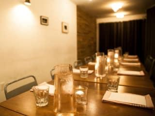 Tumahye Supper Club Hosts A Vegan Dinner