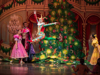 Moscow Ballet presents Great Russian Nutcracker