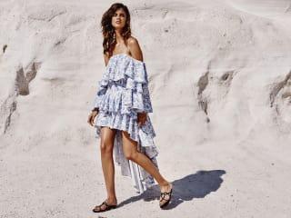 Neiman Marcus presents Caroline Constas: Spring/Summer 2017 Collection