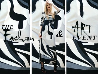 Rare Trends presents The Fashion & Art Event