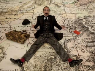 Alley Theatre presents <i>Around the World in 80 Days </i>