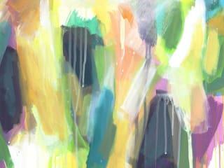 Link & Pin presents Kiah Denson: BURST solo exhibition