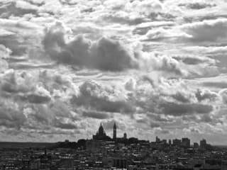 Photo from Sous le ciel de Paris photo exhibit at Alliance Francais