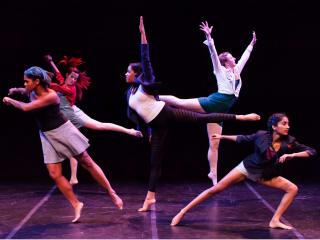 University of Houston School of Theater & Dance presents Emerging Choreographers Showcase