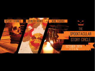 Water 2 Wine presents Spooktacular Story Circle