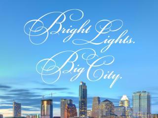 Boys & Girls Clubs of the Austin Area presents Bright Lights, Big City Fall Gala