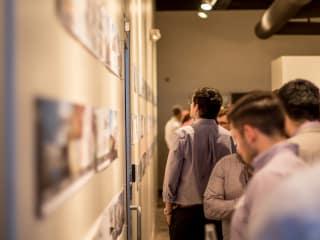 AIA Dallas Unbuilt Design Awards and Pop-up Exhibition