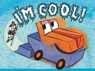 I'M COOL! Cover Art